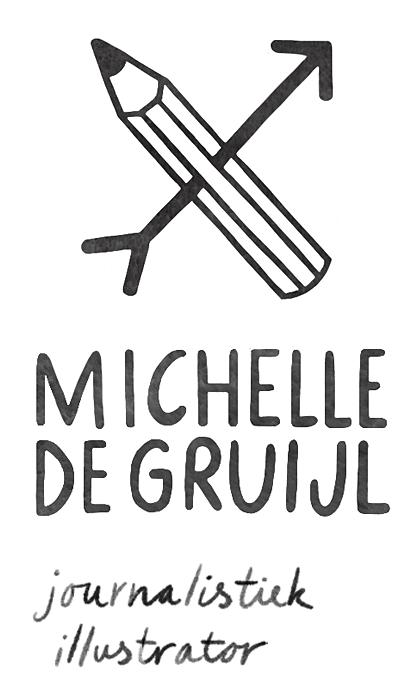 Michelle de Gruijl Logo